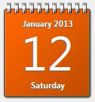 J2SE Calendar JavaBean