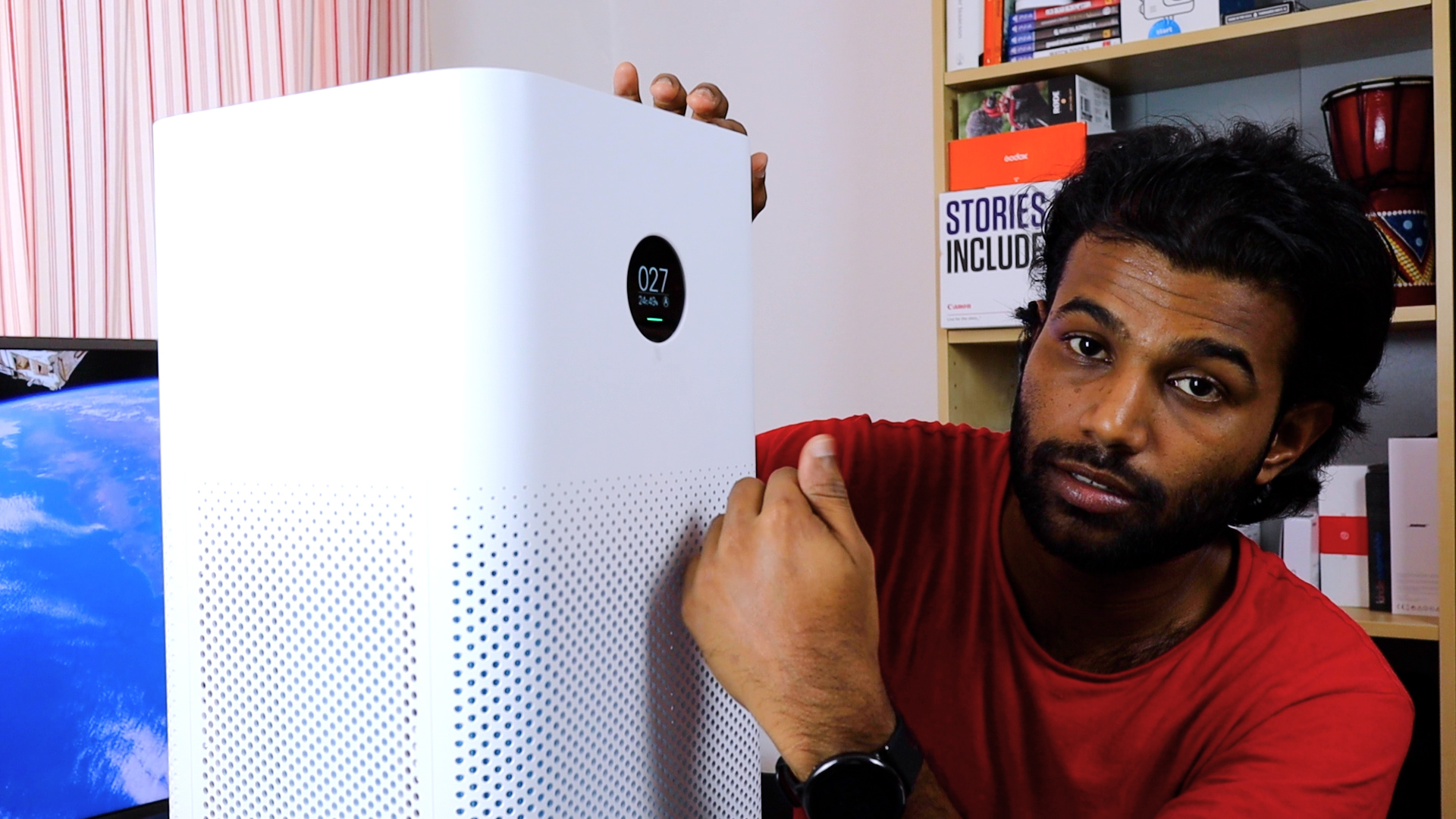 Unboxing Xiaomi Air Purifier 2S and first impressions