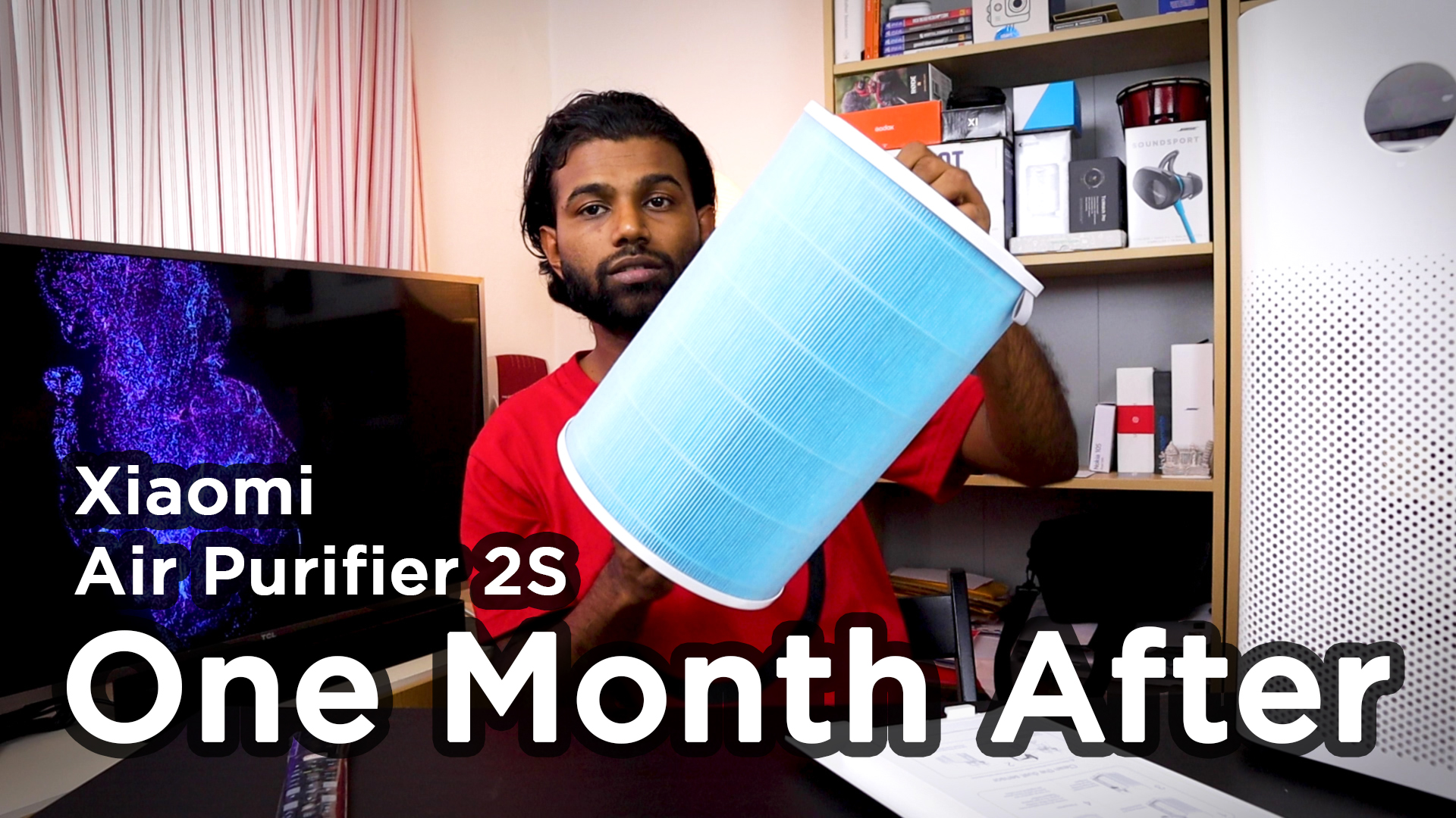 One Month with Xiaomi Air Purifier 2S: Is it worth the money?