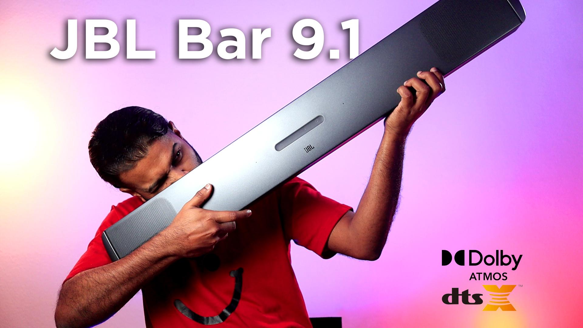JBL 9.1 Dolby Atmos soundbar